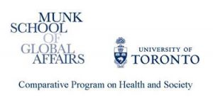 Munk School of Global Affair and U of T Joint Program Logo