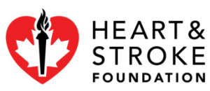 Heart and Stroke Foundation Logo