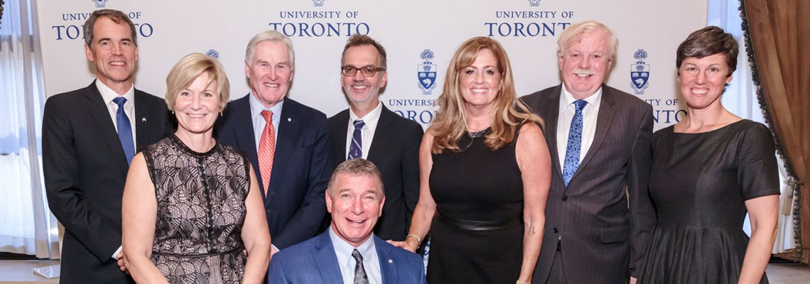 A new gift marks 100 years of Physical Therapy at U of T