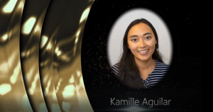 Headshot of Kamille Aguilar